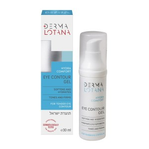 DERMA Lotana Hydra comfort Lotana paakių želė, 30 ml