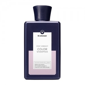 HH Simonsen Stay Vibrant Color Shampoo Šampūnas dažytiems plaukams, 250ml