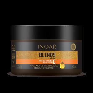 INOAR Blends Mask - kaukė su vitaminu C, 250 g