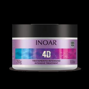 INOAR 4D Mask - 4 dimensijų kaukė, 250 g