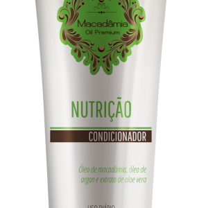 INOAR Macadamia Conditioner Kondicionierius su makadamijos aliejumi, 240 ml