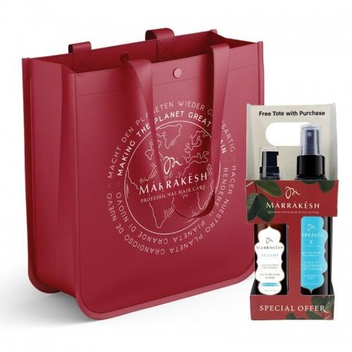 MARRAKESH Holiday Bag Light Breeze Plaukų priežiūros rinkinys, 1vnt