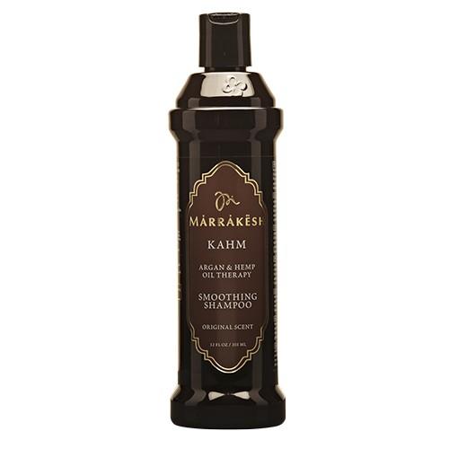 MARRAKESH Kahm Smoothing Shampoo Plaukus tiesinantis šampūnas, 355 ml