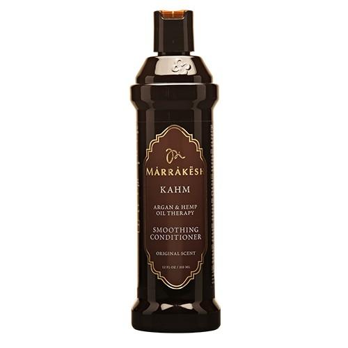 Marrakesh Kahm Smoothing Conditioner Plaukus tiesinantis kondicionierius, 355 ml