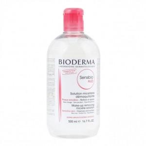 BIODERMA micelinis valomasis vanduo SENSIBIO H2O, 500 ml