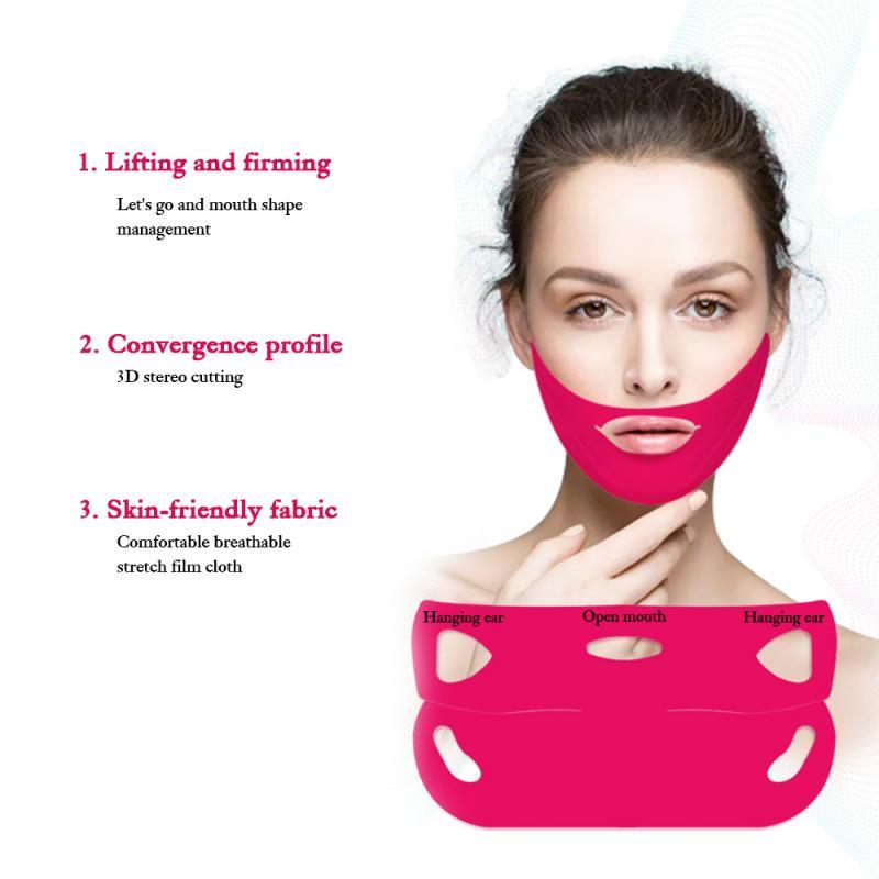 KEITH BROWN pakeliamoji veido kaukė ROSE PULLING MASK, 20 g.