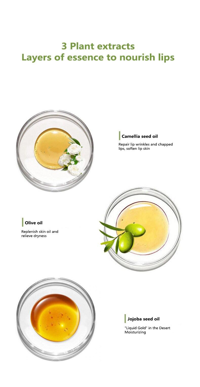 VIAVIO lūpų aliejus su vitaminu E, 4 ml
