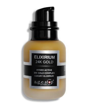 A.G.E STOP ELIXIRIUM 24K GOLD, ALIEJŲ eliksyras, 60 ml