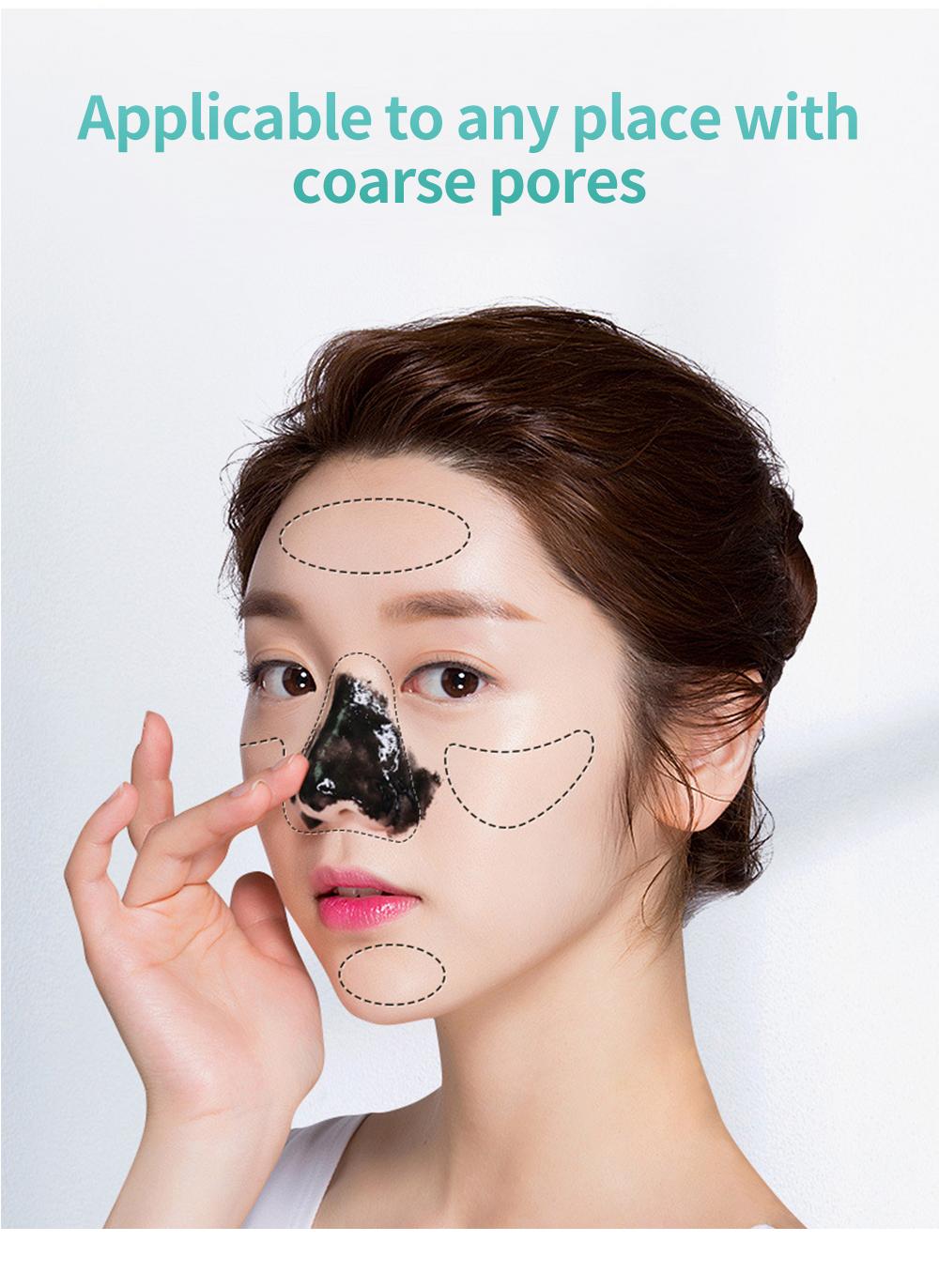 LANBENA nuplėšiama veido kaukė Blackhead Remover Mask, 5 g
