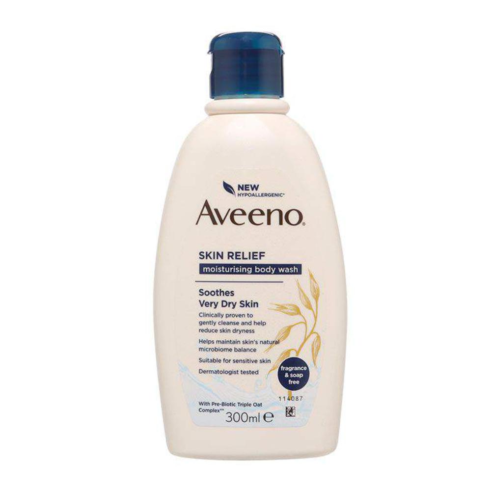 AVEENO® raminamasis drėkinamasis kūno prausiklis, 300 ml