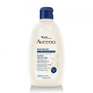 AVEENO® raminamasis drėkinamasis kūno prausiklis, 500 ml