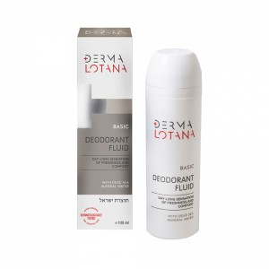 DERMA Lotana Basic rutulinis dezodorantas, 100 ml