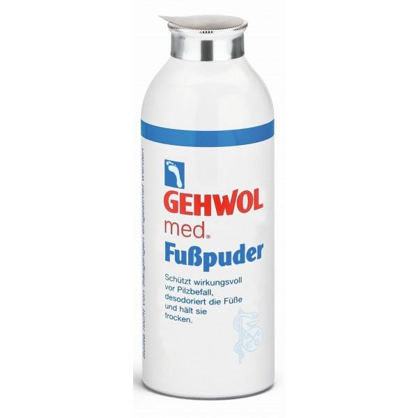 "GEHWOL MED pėdų pudra  ""FOOT POWDER"", 100g"