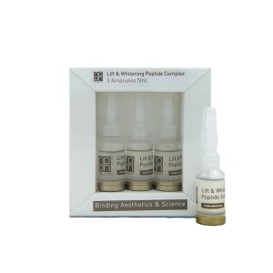 NOON Lift amp; Whitening Peptide Complex, 3x5 ml