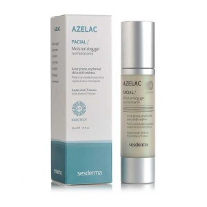 SESDERMA AZELAC drėkinantis veido gelis, 50 ml